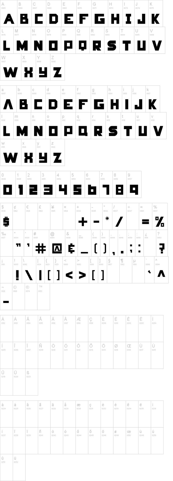 Hunger Games free font