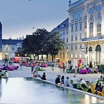 Museumsquartier © Wien Tourismus
