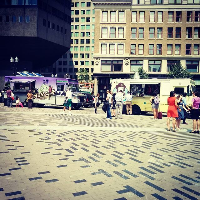 Food Trucks - Rose Kennedy Greenway Conservancy