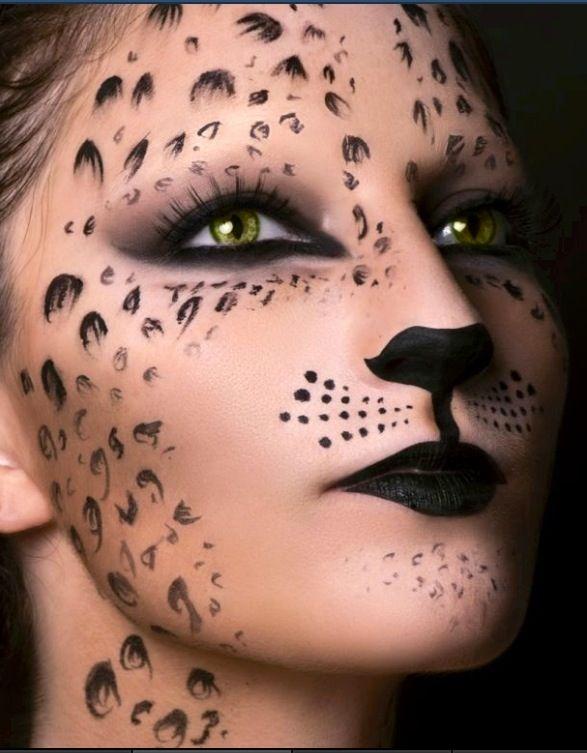Halloween Airbrush Makeup
