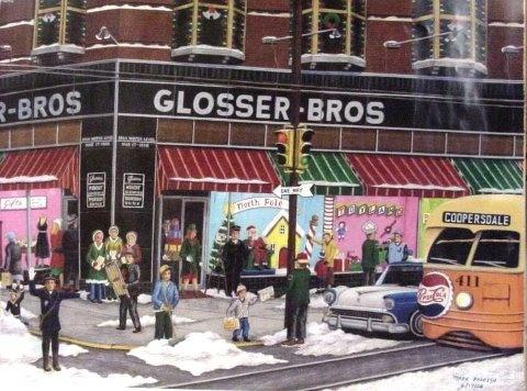 Glosser Bros. Johnstown PA.
