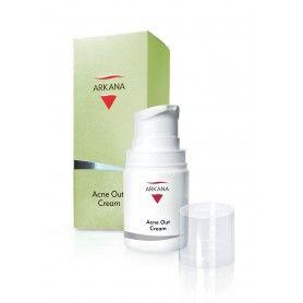 Krem dla skóry tłustej, trądzikowej i mieszanej - Acne Out Cream 50 ml