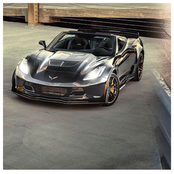 2016 Chevrolet Corvette Z06 C7R Edition