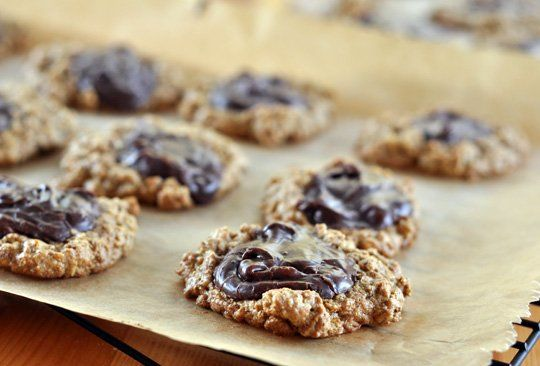 recipe peanut butter amp fudge oatmeal cookies recipes from the kitchn