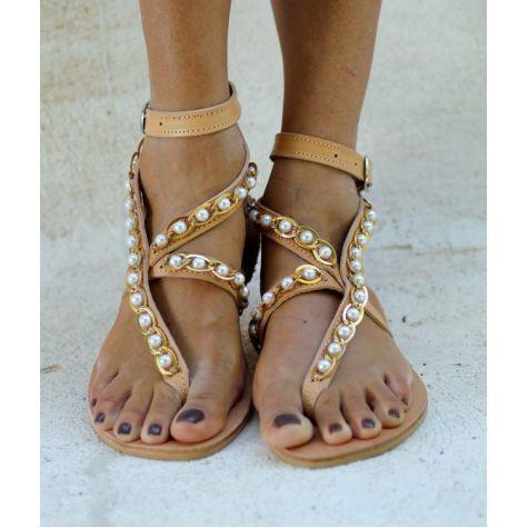 SHOES :: SANDALS :: LUXURY :: Lauren - elinalinardaki.com  shoes, jewellery, accessories