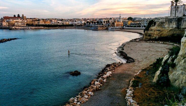 Colpi d'estate 01-10-2015 ore 17.10 Lungomare di Otranto! L'ultimo sopravvissuto ✅