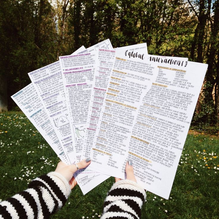"studyrelief: "" ""14th april 2016 : [54/100 days of productivity] "" taken from my ig: @study.relief // i did my test for the HL Geography Paper 3 and these were the notes i made last night (till 2AM) and they're double sided. i was seriously burnt out..."