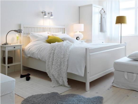 Slaapkamer Hemnes : IKEA Hemnes Bed Frame