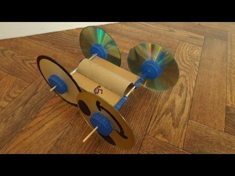 17 best images about simple machines for kindergarten on for How to make a paper car that rolls