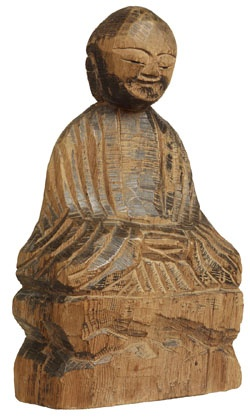 """Enku's Buddhas: Sculptures from Senkoji Temple and the Hida Region"""