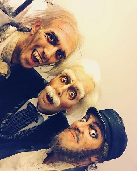 Who will win Mister Vampire 2016? #seidbereit #tanzdervampire #vampireberlin #paolobianca #victorperersen #nicolastenerani #makeup #theaterdeswestens #doubleshow #picoftheday #chagal #koukol #stageentertainment #berlin #vampire