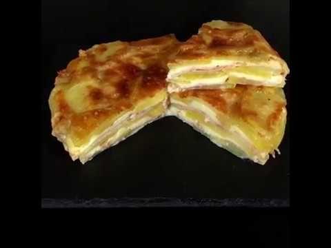 Parmigiana bianca di patate. - al.ta.cucina