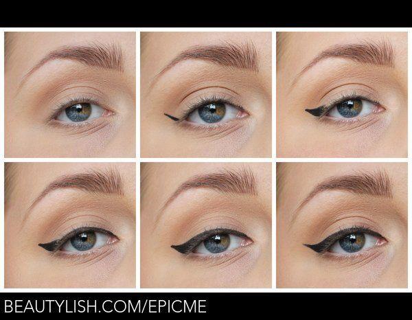 Eyeliner Tutorial., | Camilla N.'s (epicme) Photo