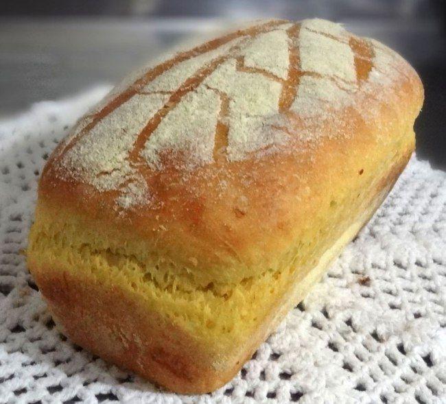 Pão de Milho Verde por Miguel Winge A RECEITA: