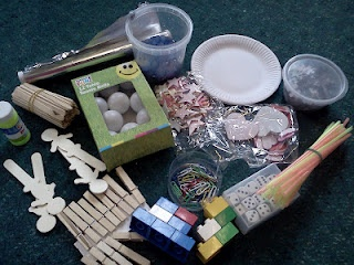Prayer crafts--- some really cool ideas for centers, stations