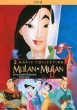 Mulan/Mulan II [2 Discs] [DVD], 19795065