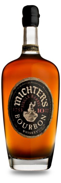 Michter's 10 Year Old Single Barrel Bourbon Whiskey, USA