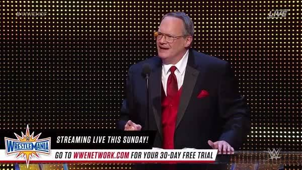 """""""Batman needed The Joker, Superman needed Lex Luthor, and The Rock 'n' Roll Express NEEDED The MidnightExpress!"""" - Jim Cornette at WWE Network's WWE Hall of Fame"""