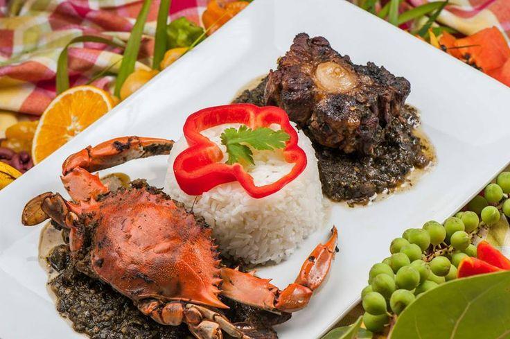 Haitian food break ke bef lalo ak sirik fine haitian for Cuisine haitienne