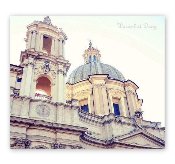 Rome, Italy Fine art photography  #Rome #Italy #PiazzaNavona #FineArt #TravelPhotography #Travel #FineArtPhotography #WallArt