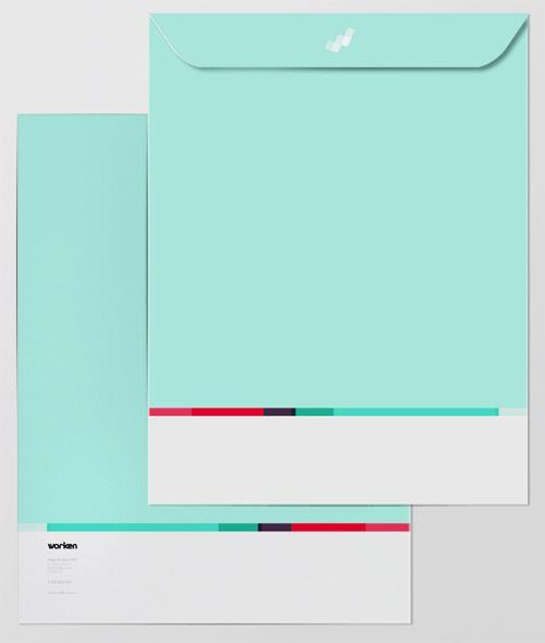 Logo e Identidade Visual para Worken