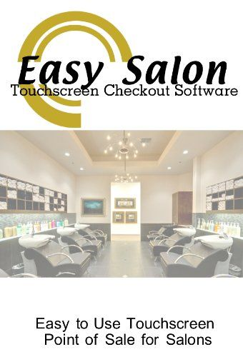 Use Easy Salon Point of Sale Checkout software to ring sales in spas and salon. supports barcode, drawer and thermal printer. Easy to use! Only $69.95
