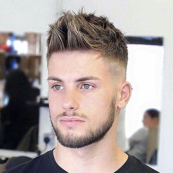#männerfrisuren #frisuridee #inspiration #stylingidee #männerhaarschnitt #menhair #menscut #mensworld #hair #trend #2017 weitere Haartrends für 2017 auf: davefox87   more hairtrends on: davefox87