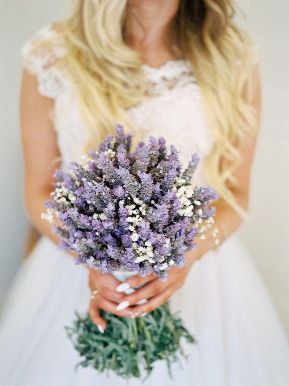 <3 LAVENDER (Florist: Fabulous Functions) - Elegant South Australian Garden Wedding by Eon Images - via Magnolia Rouge