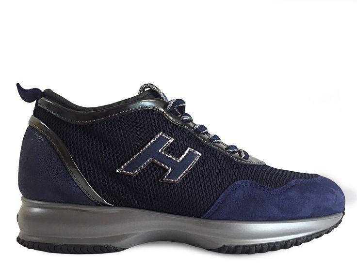 Chaussures De Sport Pour Les Hommes À La Vente En Sortie, Bleu Marine, Cuir, 2017, 41,5 Hogan