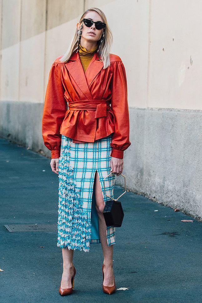 Уличный стиль: фото с Недели моды в Милане. Часть 1 | Мода | STREETSTYLE | VOGUE