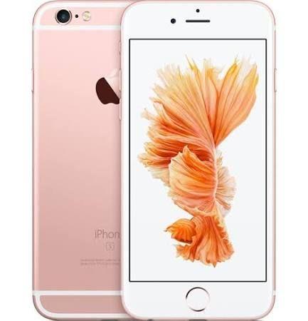 Apple iPhone 6s - 16 GB - Rose Gold - AT&T - CDMA/GSM