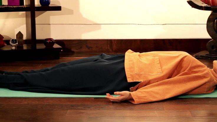 Dahn Yoga Principles: Toe Tapping Exercise