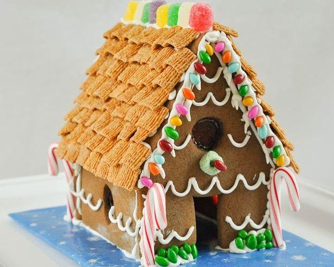 Best 20 Homemade Gingerbread House Ideas On Pinterest