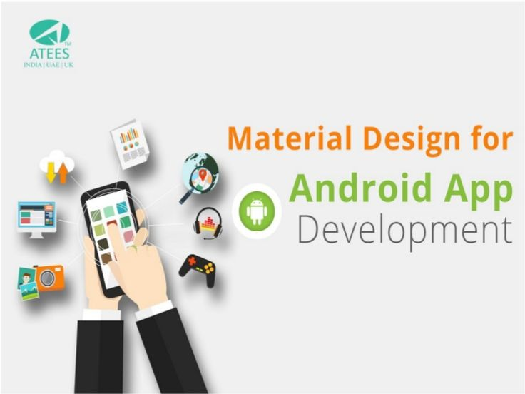 Material #Design For #AndroidAppDevelopment