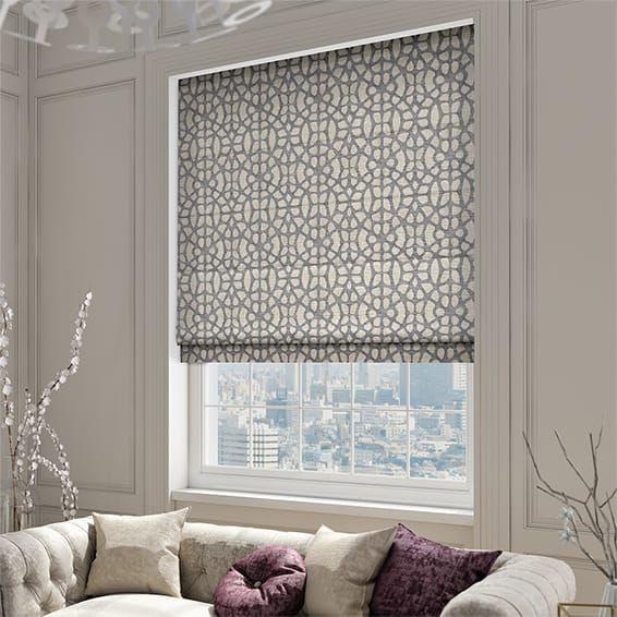 best 25 grey roman blinds ideas on pinterest neutral. Black Bedroom Furniture Sets. Home Design Ideas