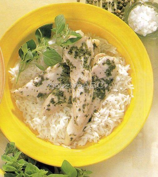 Oregánós csirke | Receptek