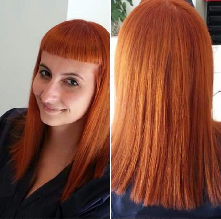 Taglio e colore   parrucchiere By Master