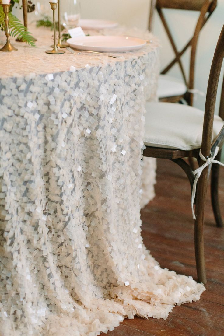 17 Best Images About Sequin Tablecloth On Pinterest