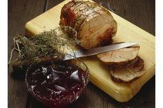 How to Cook a Pork Roast in a Nesco Roaster   eHow