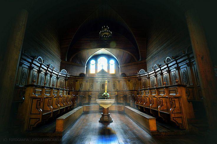 Viernes Santo - Iglesia San Francisco de Castro (Chiloe - Chile)