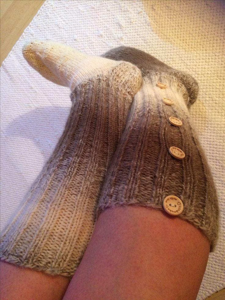 Long socks, Novita Lumo