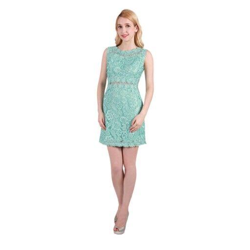 Retro style lace dress. Winner!