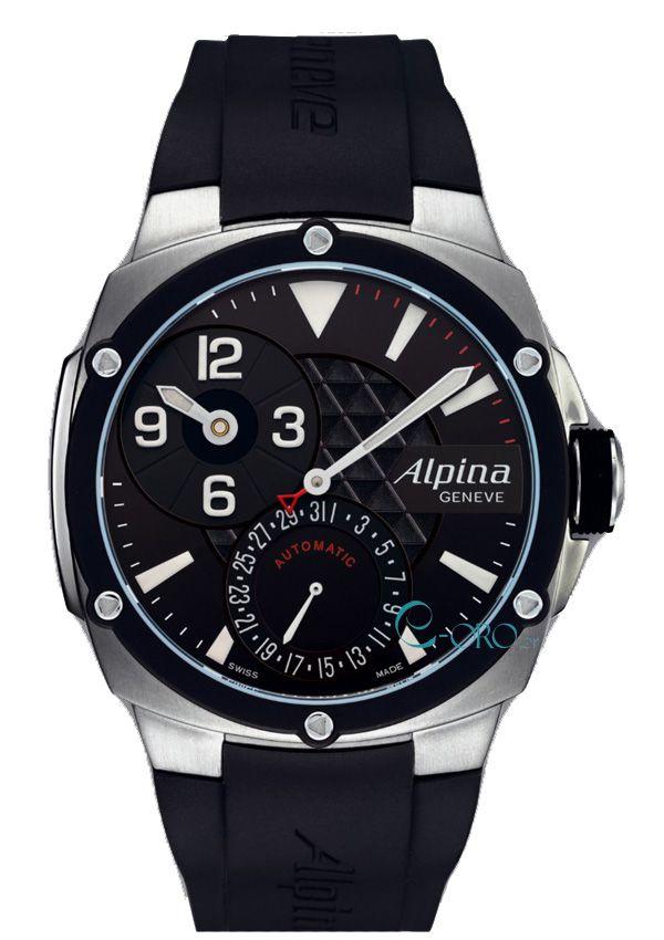 Δείτε όλη τη νέα συλλογή ρολογιών ALPINA εδώ: http://www.e-oro.gr/alpina-rologia/