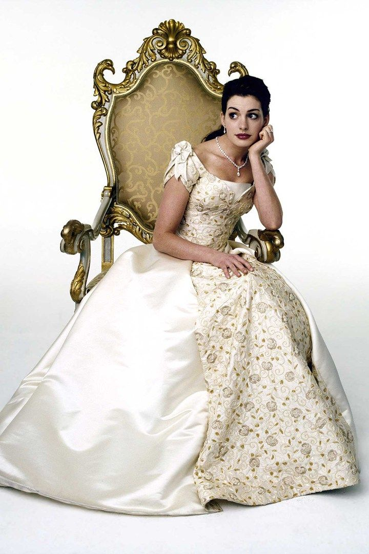 The Princess Diaries 2: Royal Engagement coronation dress