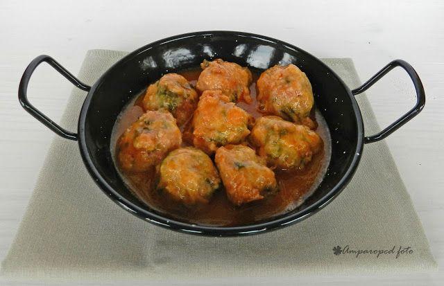 Cocinando en casa: Albóndigas de atún fresco con algas wakame