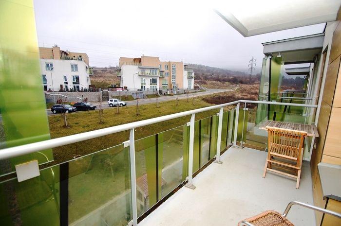балкон, трехкомнатная квартира, продажа Братислава Словакия.
