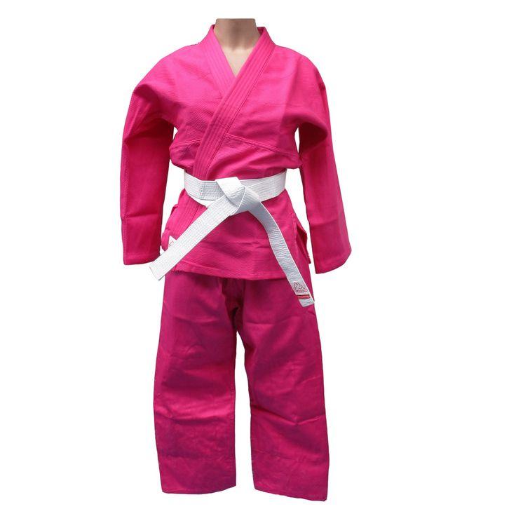 Judogi Kappa Rosa Entrenamiento - €30.00   https://soloartesmarciales.com    #ArtesMarciales #Taekwondo #Karate #Judo #Hapkido #jiujitsu #BJJ #Boxeo #Aikido #Sambo #MMA #Ninjutsu #Protec #Adidas #Daedo #Mizuno #Rudeboys #KrAvMaga #Venum