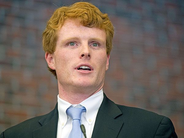 *JOE KENNEDY III ~ is one of the twin sons born to Sheila Rauch + Joe Kennedy II, who is the son of JFK's brother Robert F. Kennedy. He is the first politician of the sixth generation. Following in the family business, Joe Kennedy III was elected to Massachusetts' 4th congressman, 33, serves on the Committee of Foreign Affairs + the Committee on Science, Space + Technology.