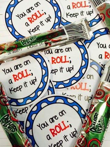 Motivational Ms. Mac : Motivational Labels