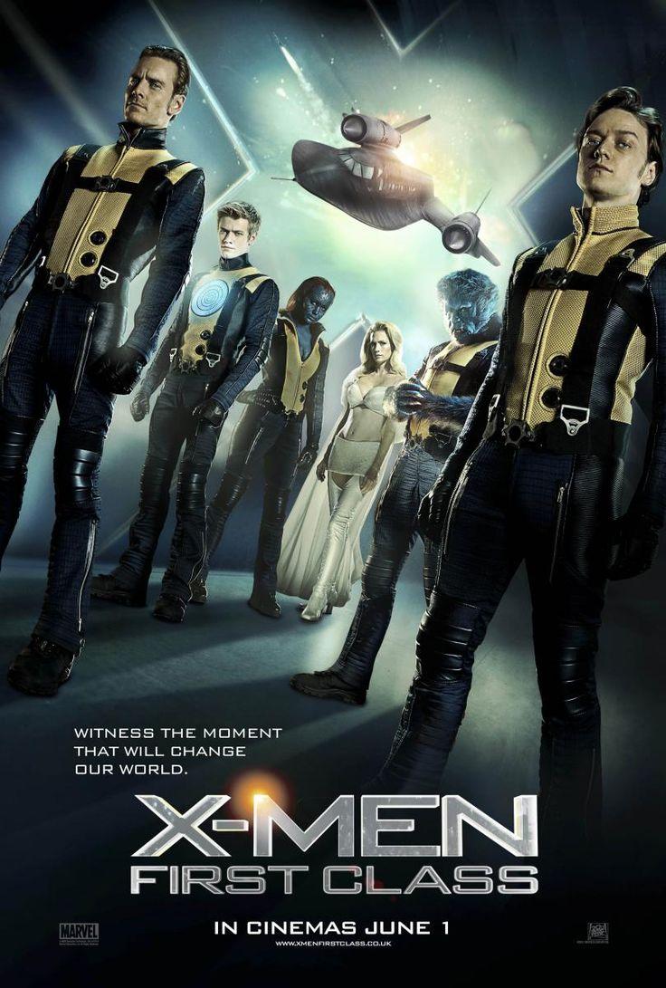X-Men: Primera generación (2011) - FilmAffinity